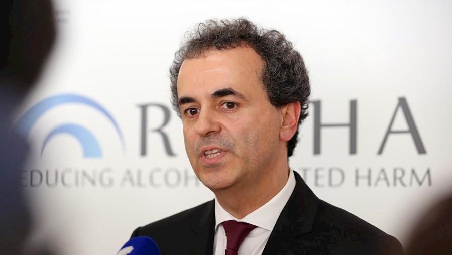 Secretário de Estado da Saúde, Fernando Araújo
