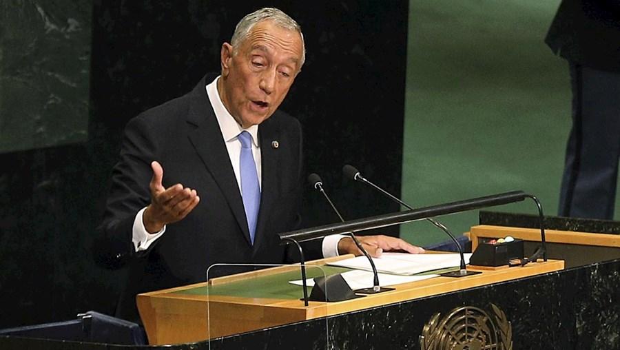 Marcelo Rebelo de Sousa discursou na 71.ª Assembleia Geral da ONU