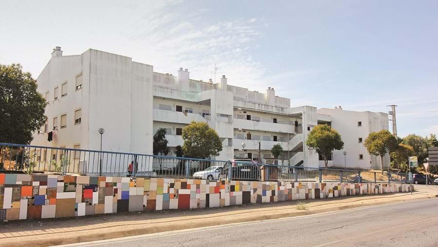 Maioria das 12 buscas domiciliárias feitas pela PSP decorreram no bairro Cruz da Parteira, em Portimão