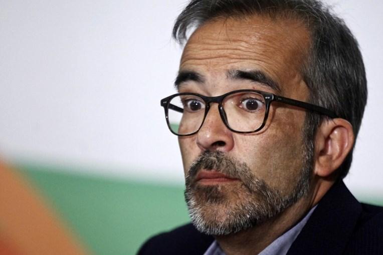 O eurodeputado do PSD Paulo Rangel
