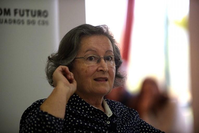 A antiga ministra da Educação Maria de Lurdes Rodrigues