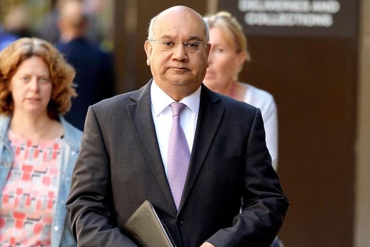 Keith Vaz demitiu-se após divulgação de escândalo sexual