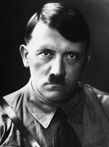 Adolf Hitler, escola