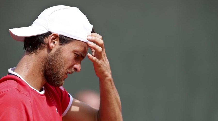 O tenista português João Sousa