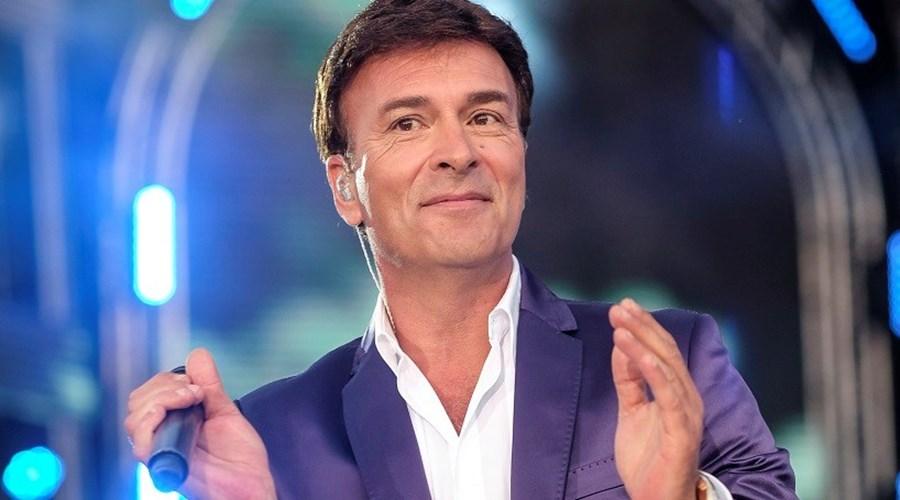 O cantor português Tony Carreira