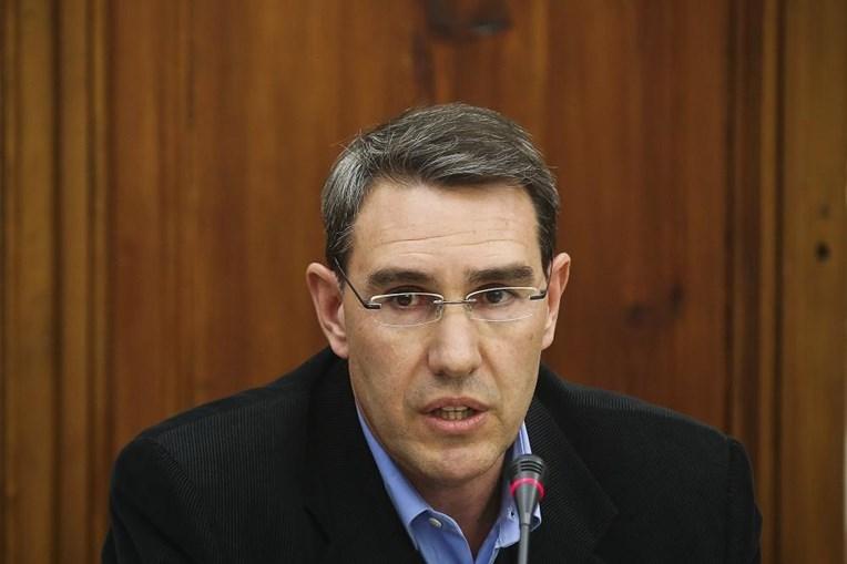 O presidente do Sindicato dos Trabalhadores dos Impostos, Paulo Ralha