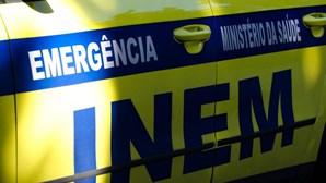 Homem gravemente ferido em despiste em Albergaria-a-Velha