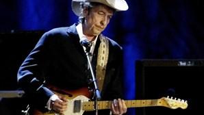 Bob Dylan vende direitos de todas as suas canções à Universal por valor acima dos 240 milhões de euros