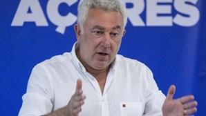 Líder do CDS-PP/Açores reeleito com 87,8% dos votos