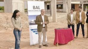 1,6 milhões para nova base da Proteção Civil
