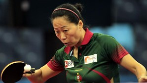Portuguesa Fu Yu vice-campeã europeia de ténis de mesa
