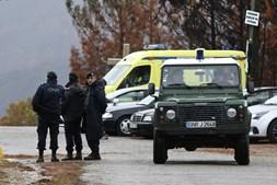 Segundo dia de buscas pelo suspeito de ter morto um GNR e dois civis