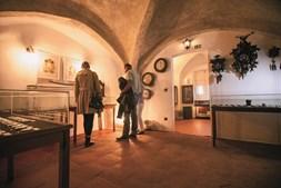 O museu do  relógio tem 2300 exemplares