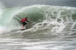 Surfista australiano Matt Wilkinson