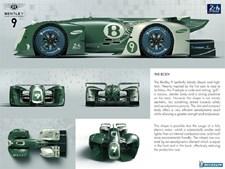 Bentley 9 Plus Michelin Battery Slick desenhado por Daniel Bacelar