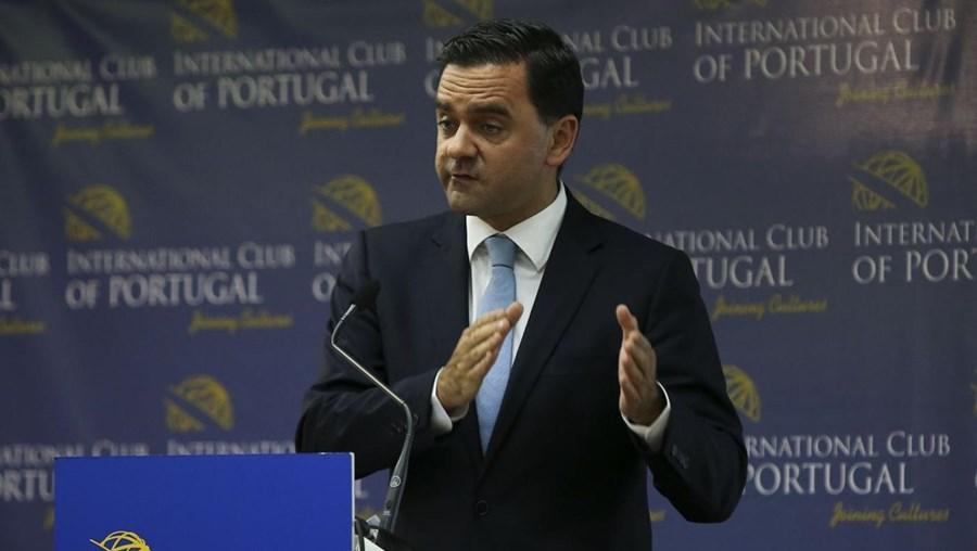 O ministro do Planeamento e das Infraestruturas, Pedro Marques
