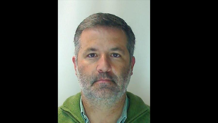 Fotografia mais recente de Pedro Dias, o suspeito que as autoridades procuram