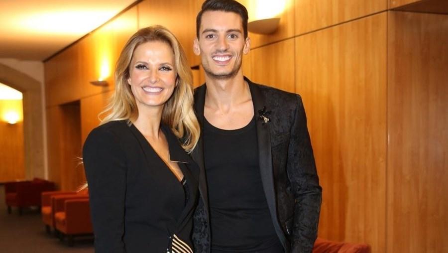 Cristina Ferreira, Ruben Rua, apresentadora, modelo, Você na TV