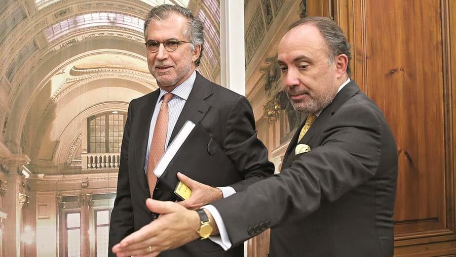 No Parlamento, em setembro, António Domingues admitiu que pediu ao Governo que autorize a CGD a pagar a fatura