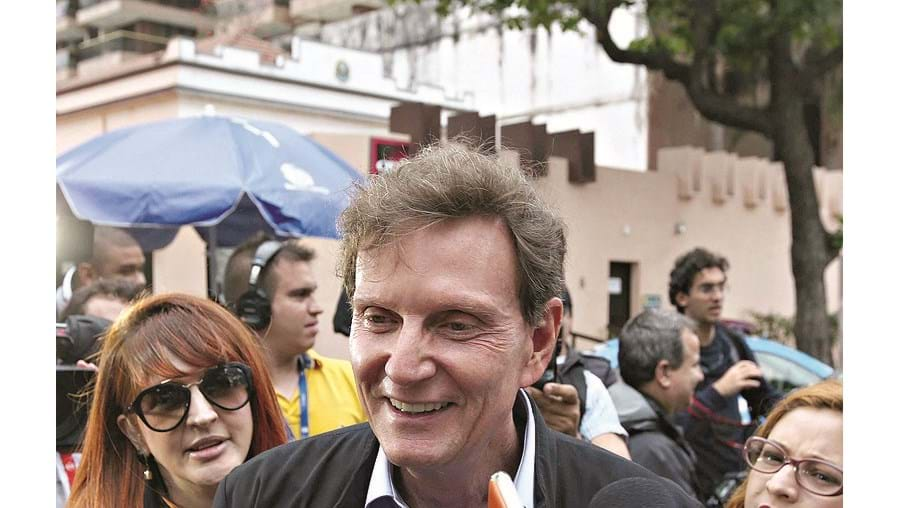 Marcelo Crivella venceu eleições no Rio de Janeiro com 59,3% dos votos
