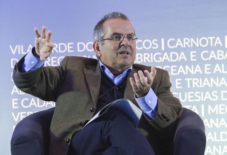 O secretário de Estado das Autarquias Locais, Carlos Miguel
