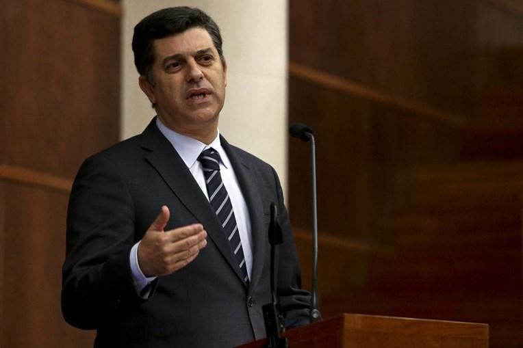 O ministro da Economia Manuel Caldeira Cabral