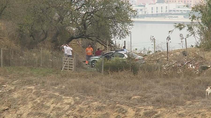 Autoridades recolhem pistas no local onde Pedro Dias foi visto pela última vez