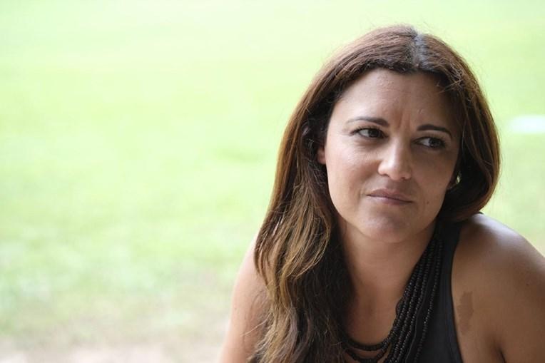 A eurodeputada do Bloco de Esquerda, Marisa Matias
