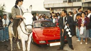 """PAN fala em """"circo de rua"""" sobre corrida entre burro e Ferrari"""