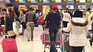 Reino Unido acolheu um terço da emigração