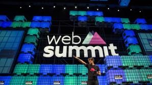 Web Summit 2017 com um máximo de 60 mil participantes