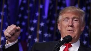Trump é o novo presidente dos EUA