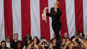 Artistas reagem com raiva à eleição de Trump