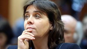 Catarina Martins insiste na nacionalização do Novo Banco