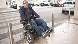 Loja do Cidadão sem acesso para deficientes