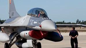 Venda de F-16 usados dá gás à subida do PIB