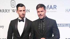 Ricky Martin está noivo