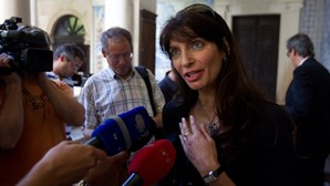 """Mónica Quintela: """"Eu 'show' advogada"""""""