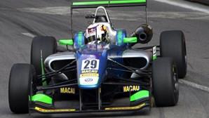 Félix da Costa vence Grande Prémio de Macau de Fórmula 3
