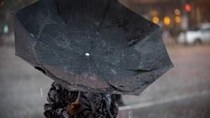 Passagem de ciclone Alpha coloca distritos de Leiria e Coimbra em alerta laranja