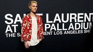 Justin Bieber no Cais do Sodré