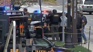 """Trump diz que estudante que feriu 11 pessoas """"não deveria estar"""" nos EUA"""