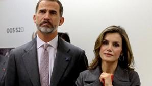 Último dia dos reis de Espanha em Portugal