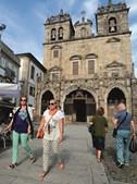 Sé de Braga, a mais antiga catedral portuguesa, mandada construir por D. Pedro no século XI