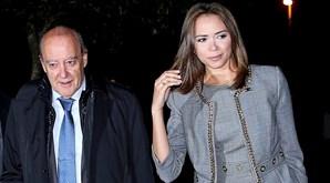 Pinto da Costa com Fernanda Miranda
