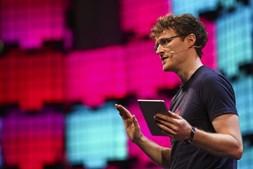 Fundador da Web Summit, Paddy Cosgrave