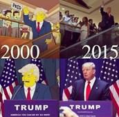 'Os Simpsons' previram o resultado das eleições desta terça-feira