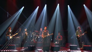 Concerto do cantor britânico Sting no Bataclan