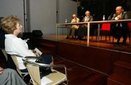 Maria Cavaco Silva assiste ao lançamento da obra 'O Meu Único Infinito é a Curiosidade'