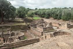As ruínas de Miró-briga têm elevado  valor histórico